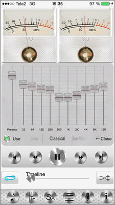alphaSXplugin iOS FREE iOS audio player/recorder